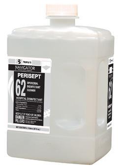 SSS Navigator 62 Perisept Sporicidal Disinfectant